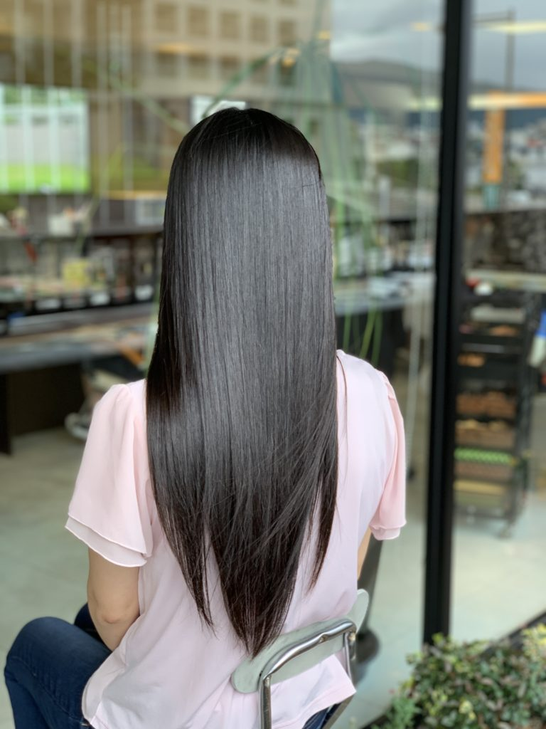 福岡県春日市 美容室 ART of hair アートオブヘアー 縮毛矯正・スラットストレート