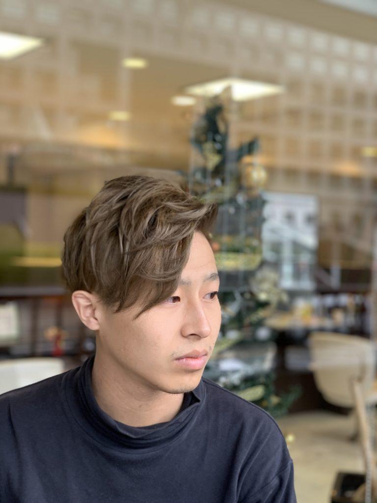 福岡県春日市 美容室 ART of hair アートオブヘアー 外国人風 ストリート デザインカラー