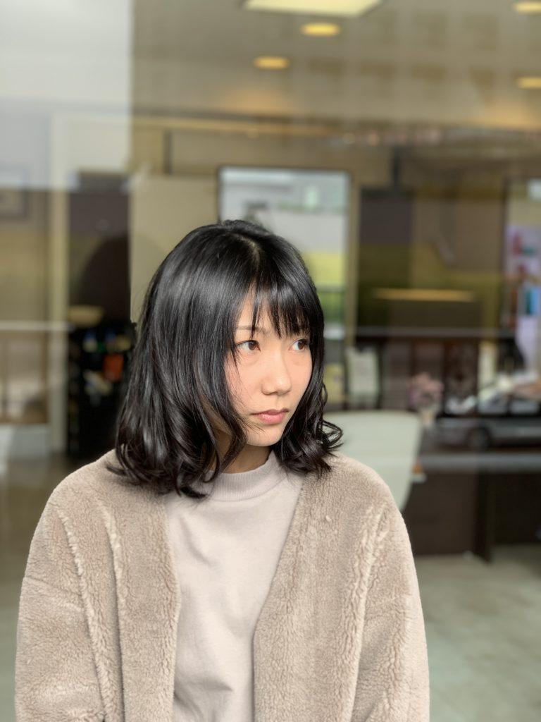 福岡県春日市 美容室 ART of hair アートオブヘアー デジタルパーマ