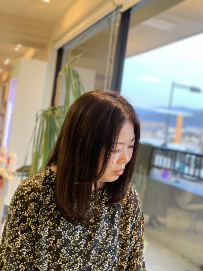福岡県春日市 美容室 ART of hair アートオブヘアー オージュア コース