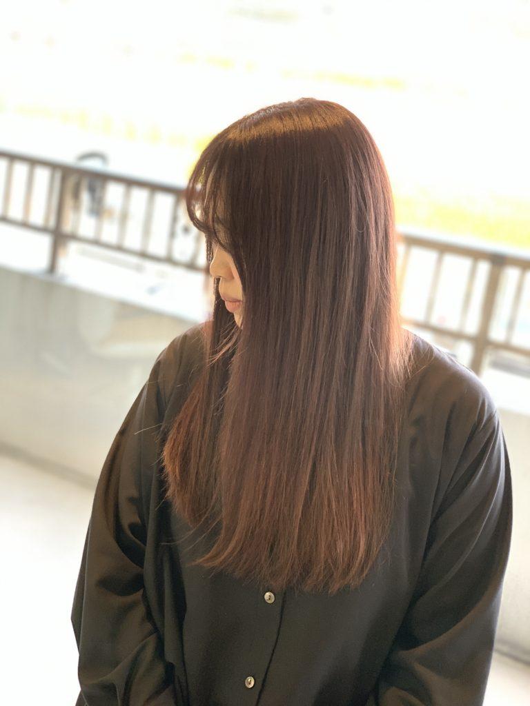 福岡県春日市 美容室 ART of hair アートオブヘアー オーダーメイドデザインカラー