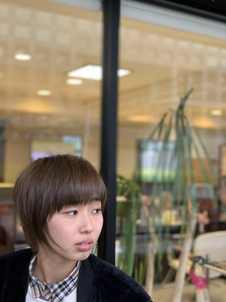 福岡県春日市 美容室 ART of hair アートオブヘアー オーダーメイド外国人風デザインカラー トリプル
