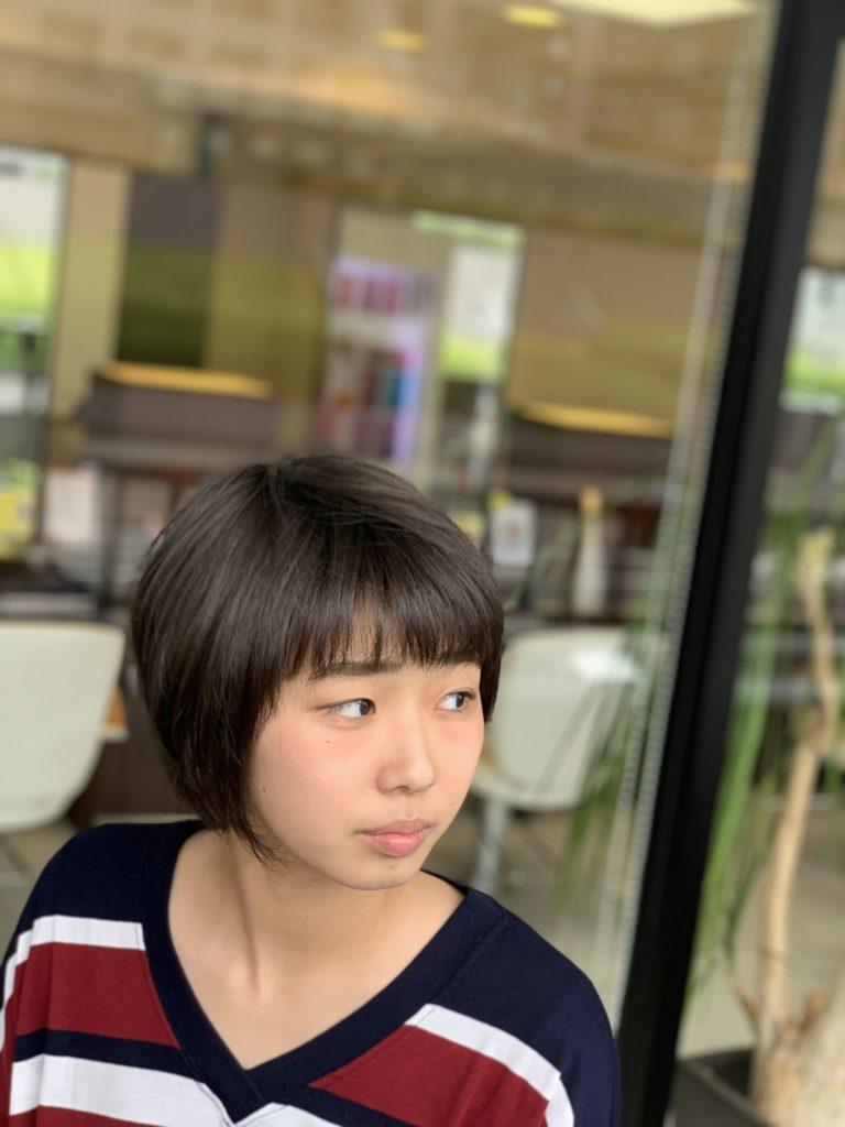 福岡県春日市 美容室 ART of hair アートオブヘアー オーダーメイドデザインカラー ハイグレージュ