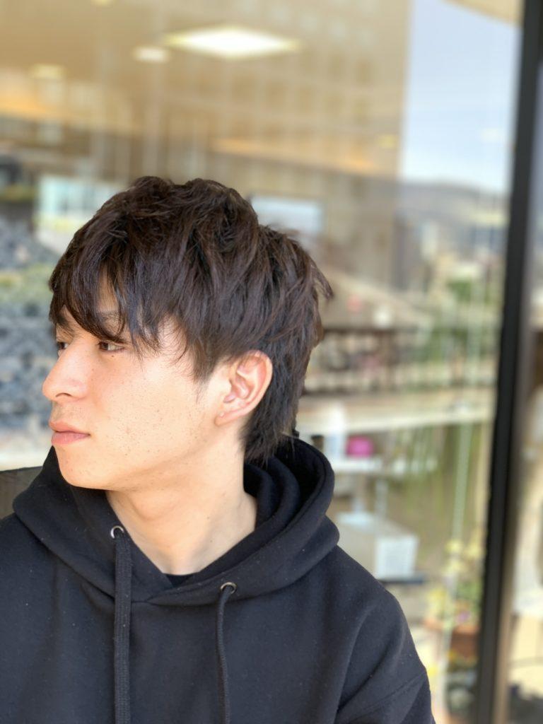 福岡県春日市 美容室 ART of hair アートオブヘアー オーダーメイドデザインカラー ネイチャーアッシュ