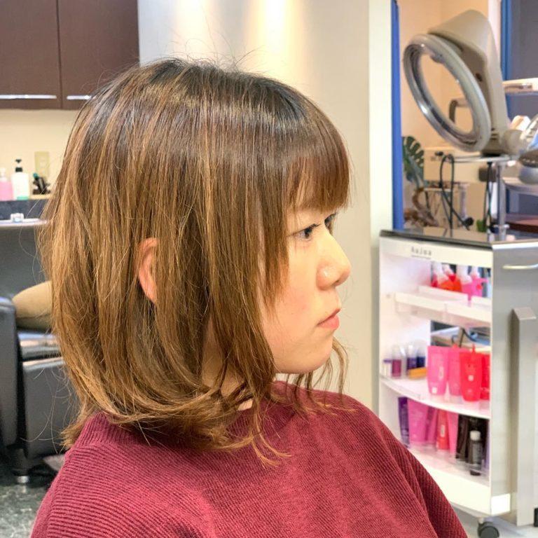 福岡県春日市 美容室 ART of hair アートオブヘアー カット オージュア
