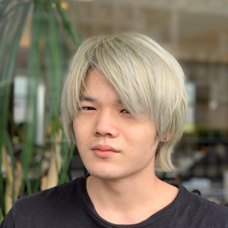 福岡県春日市 美容室 ART of hair アートオブヘアー ケアブリーチ