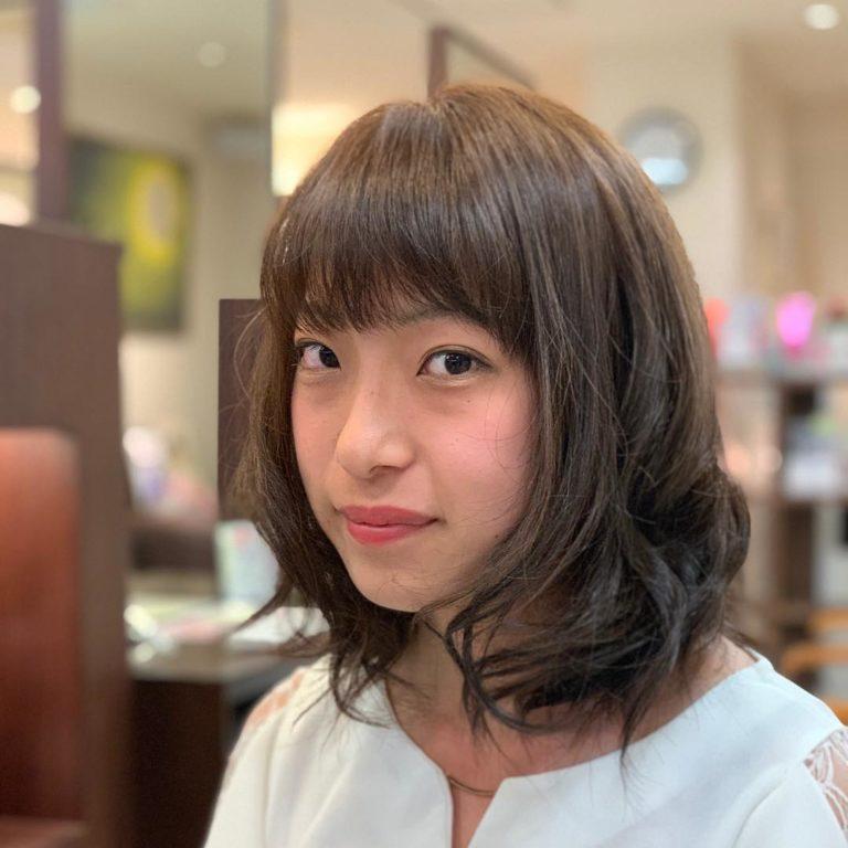 福岡県春日市 美容室 ART of hair アートオブヘアー オージュアコース ハニーブラウン