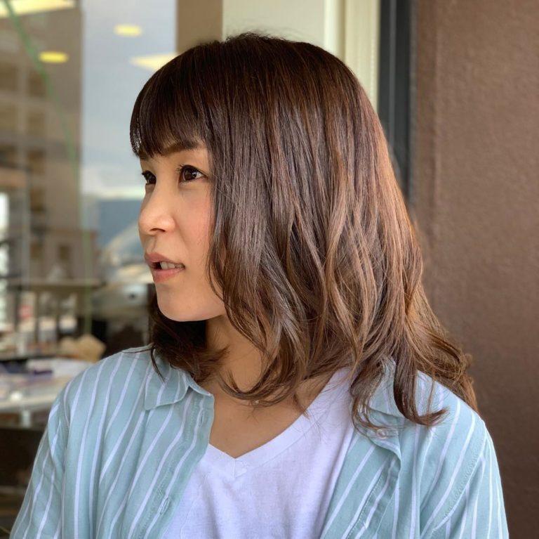 福岡県春日市 美容室 ART of hair アートオブヘアー オージュアコース スモーキートパーズ