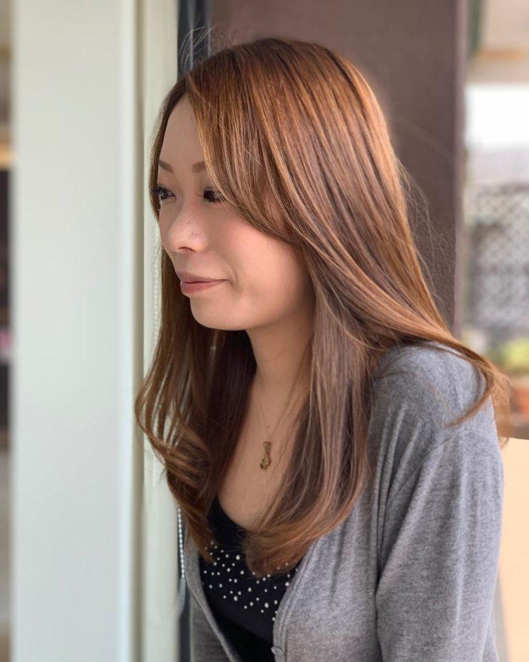 福岡県春日市 美容室 ART of hair アートオブヘアー オージュアコース イノセントプラチナ