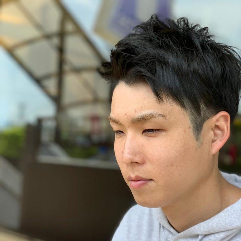福岡県春日市 美容室 ART of hair アートオブヘアー オージュアコース サファイアブルー