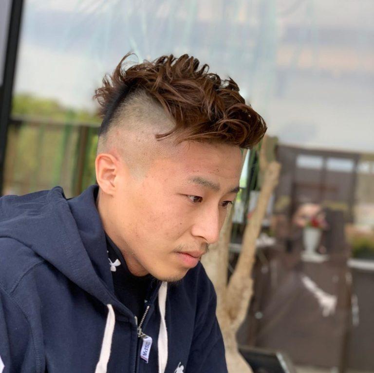 福岡県春日市 美容室 ART of hair アートオブヘアー オージュアコース フレンチセピアアッシュ