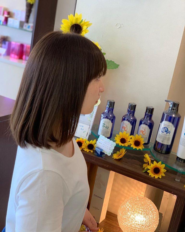 福岡県春日市 美容室 ART of hair アートオブヘアー スラットストレート
