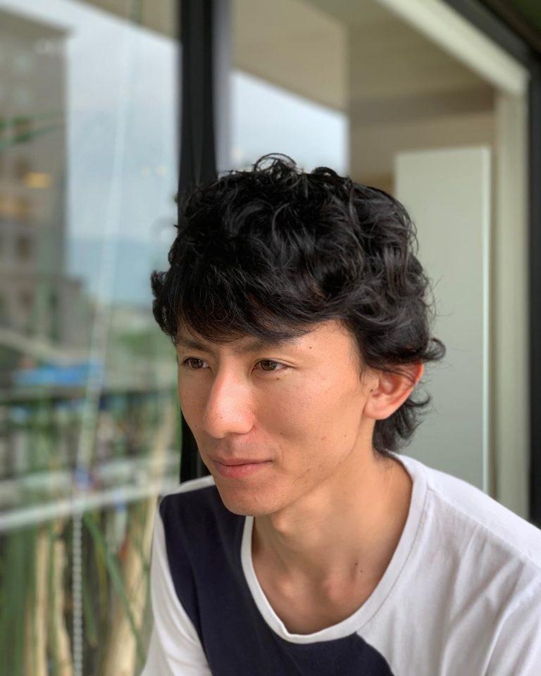 福岡県春日市 美容室 ART of hair アートオブヘアー メンズ、スーパーデジタルパーマ
