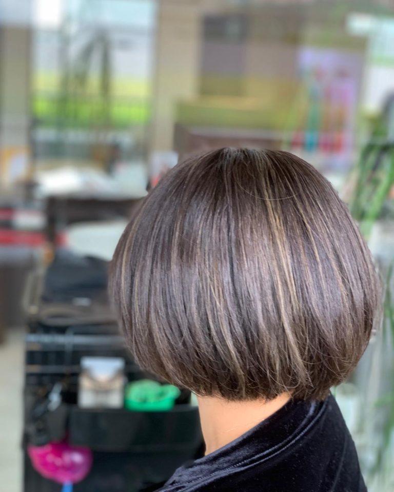 福岡県春日市 美容室 ART of hair アートオブヘアー 外国人風デザインカラー ヘルシーヘーゼル、ホワイトグレージュ