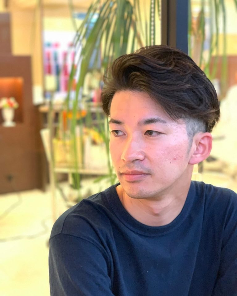 福岡県春日市 美容室 ART of hair アートオブヘアー メンズ クリニックケアパーマ