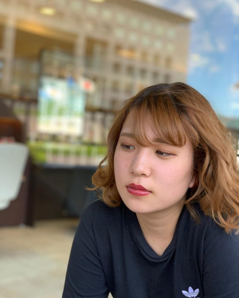 福岡県春日市 美容室 ART of hair アートオブヘアー ブリーチ オージュアコース