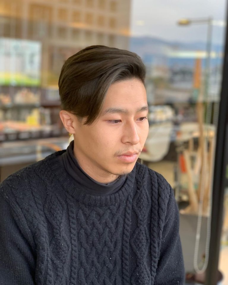 福岡県春日市 美容室 ART of hair アートオブヘアー オージュアコース ビンテージカーキ