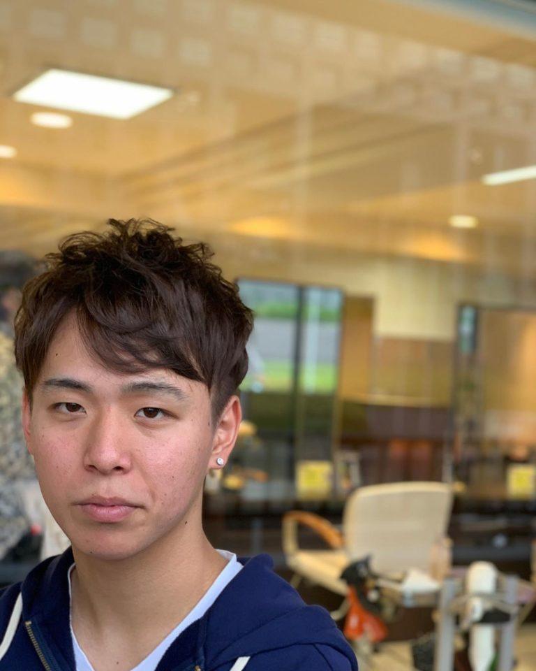 福岡県春日市 美容室 ART of hair アートオブヘアー デジタルパーマ + オージュアコース + ツーブロック