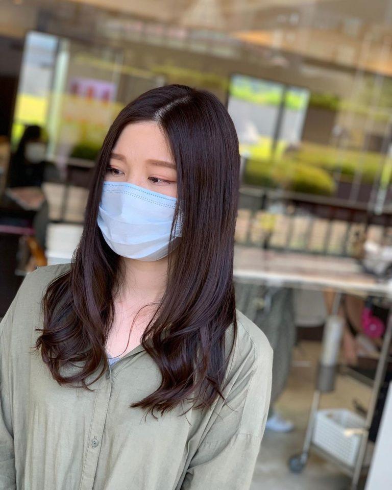 福岡県春日市 美容室 ART of hair アートオブヘアー オージュア コース スモーキートパーズ