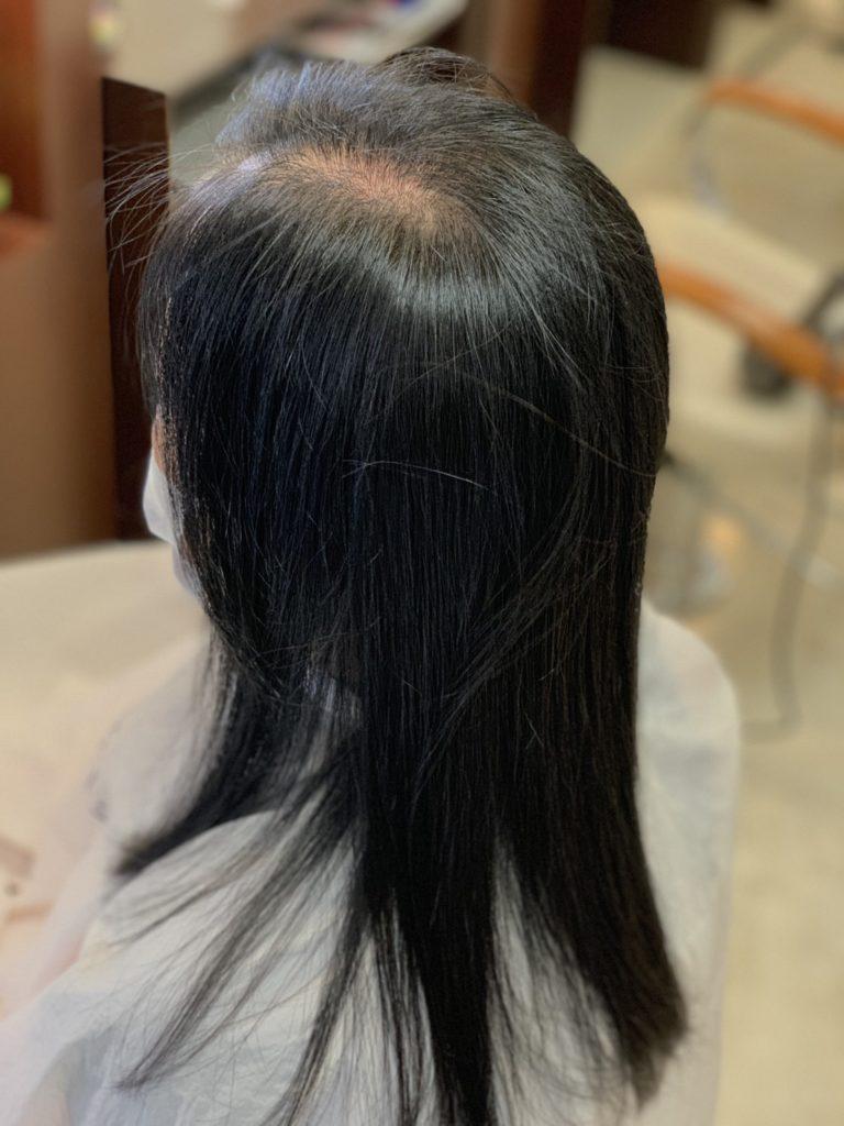 福岡県春日市 美容室 ART of hair アートオブヘアー 白髪染め オルディーブルドレス マニキュア(ダークニュートラルブラウン)