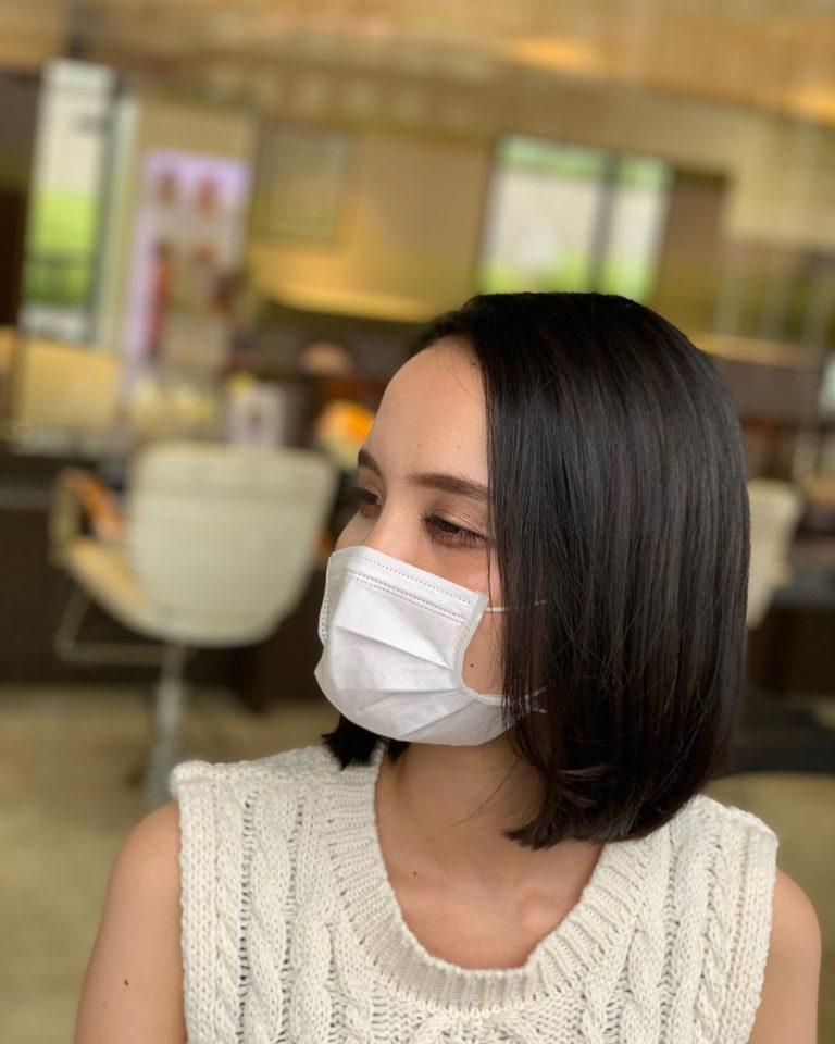 福岡県春日市 美容室 ART of hair アートオブヘアー 縮毛矯正 + オージュアトリートメント