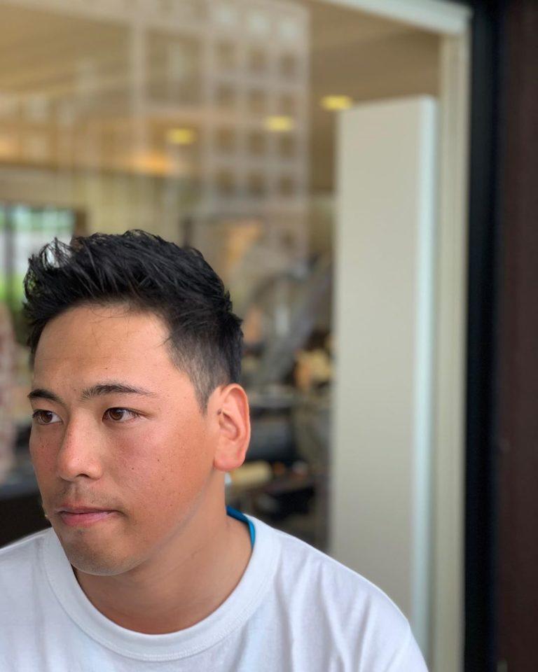 福岡県春日市 美容室 ART of hair アートオブヘアー メンズ ヘッドスパ カット